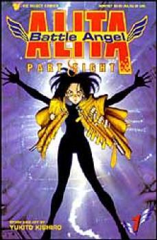 Battle angel Alita part 8: 1