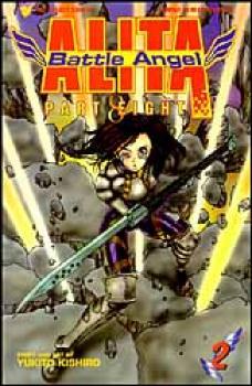 Battle angel Alita part 8: 2