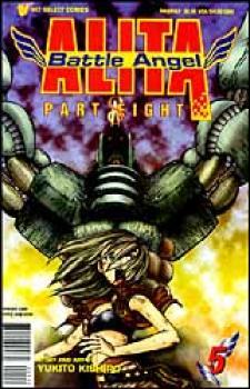 Battle angel Alita part 8: 5