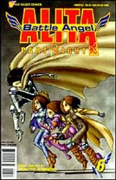 Battle angel Alita part 8: 6