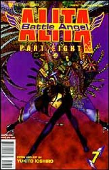 Battle angel Alita part 8: 7