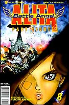 Battle angel Alita part 8: 8