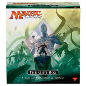 MTG Magic The Gathering - Battle for Zendikar Gift Box 2015