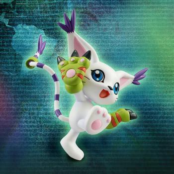 Digimon Adventure G.E.M. Pvc Figure - Yagami Hikari & Tailmon