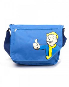 FALLOUT 4 MESSENGER BAG VAULT BOY