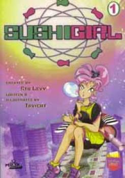 Sushi girl pocket mixx vol 1