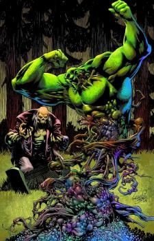 SWAMP THING #2 (OF 6)