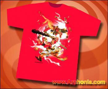Orion Ariel challenge T-shirt  XL