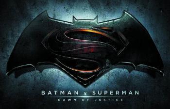 MOVIE FLIP BOOK BATMAN VS SUPERMAN DOJ SC