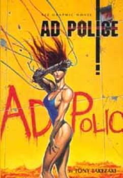 AD Police TPB