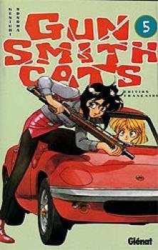 Gunsmith cats tome 5