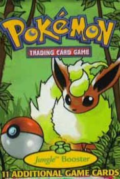 Pokemon Jungle booster