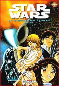 Star wars manga vol 1