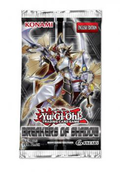 YGO Yu-Gi-Oh CCG - Breakers of Shadow 1st edition - Booster - EN
