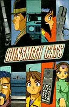 Gunsmith cats Part 7 Kidnapped 6