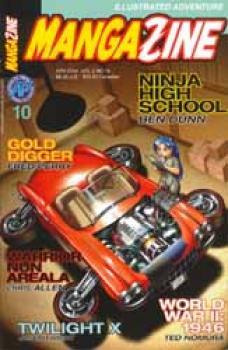Mangazine 10