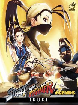 Street Fighter Legends - Ibuki HC