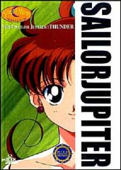 Sailor Moon scout guide Meet sailor Jupiter: thunder