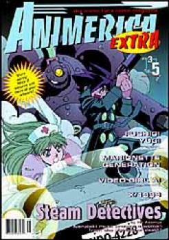 Animerica Extra vol 3: 5