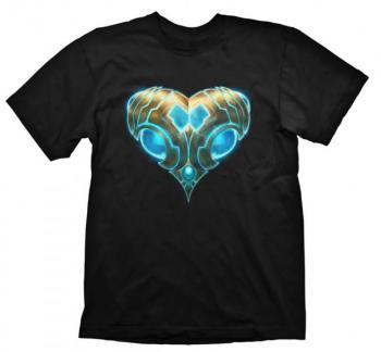 STARCRAFT 2 T-SHIRT PROTOSS HEART SIZE L