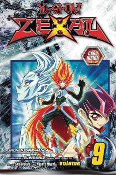 Yu-gi-oh Zexal vol 09 GN