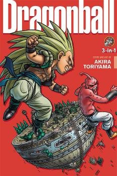 Dragon Ball Omnibus vol 14 GN (3-in-1 Edition)