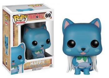 Fairy Tail POP Vinyl Figure - Happy