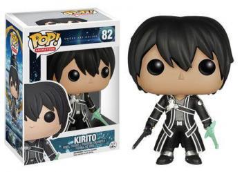 Sword Art Online POP Vinyl Figure - Kirito