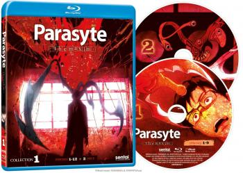 Parasyte - the maxim Collection 01 Blu-ray US