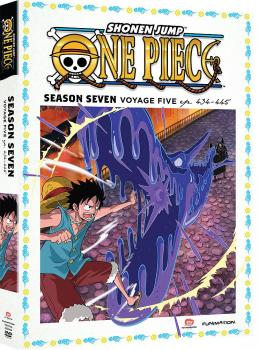 One Piece Season 07 Part 05 Thin-Pak DVD Box Set