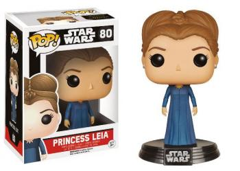 STAR WARS EPISODE VII POP VINYL FIGURE - PRINCESS LEIA