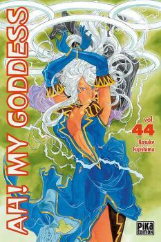 Ah my Goddess tome 44