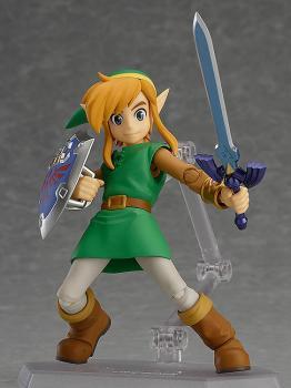 The Legend of Zelda a Link Between Worlds Action Figure - Figma Link