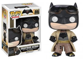 BATMAN V SUPERMAN POP VINYL FIGURE - KNIGHTMARE BATMAN