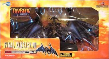Final Fantasy 8 Guardian force Tiamat action figure