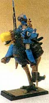 Nausicaa Riding Kai plastic model kit