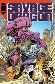 SAVAGE DRAGON #214 (MR)