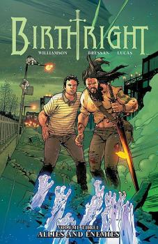 BIRTHRIGHT VOL. 03: ALLIES AND ENEMIES (TRADE PAPERBACK)
