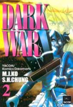 Dark war vol 2