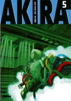 Akira tome 5 b&w