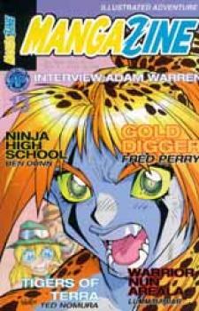 Mangazine 13