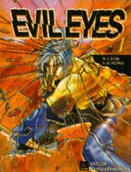 Evil eyes vol 1 GN