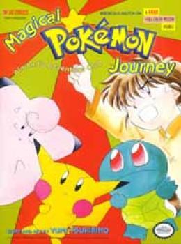 Magical Pokemon journey part 2: 1 Almond's adventure