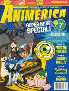Animerica vol 8: 7