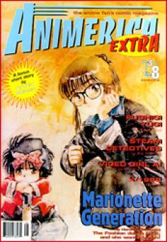 Animerica Extra vol 3: 8