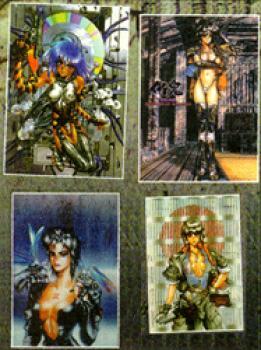 Masamune Shirows deluxe import portfolio