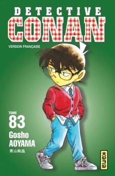 Detective Conan tome 83
