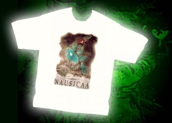 Nausicaa green light T-shirt XL