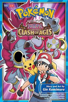 Pokemon Hoopa and the Clash of Ages GN