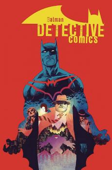 BATMAN DETECTIVE COMICS HC VOL 08 BLOOD OF HEROES